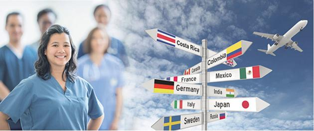 Medical tourism. Foto: Google Images.