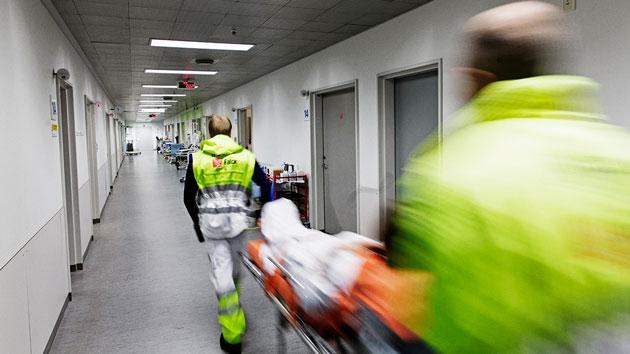Foto: Ulrik Jantzen for Hvidovre Hospital